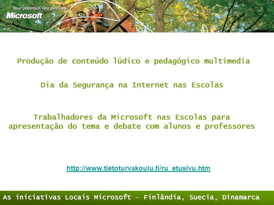 Produção de conteúdo lúdico e pedagógico multimedia