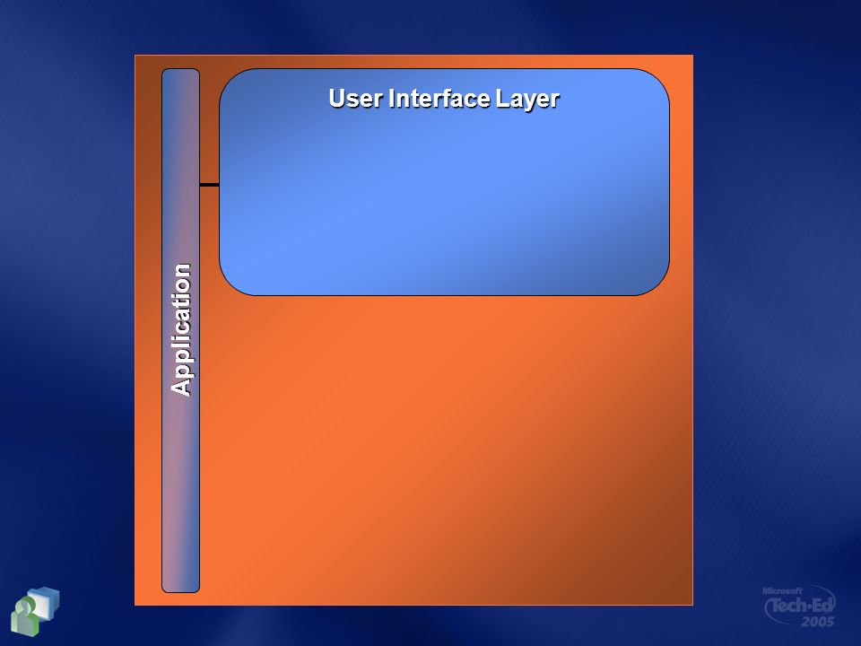 User Interface Layer Application