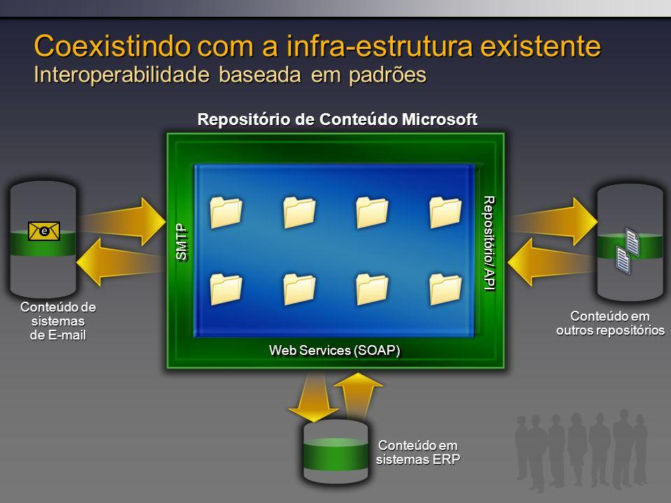 Repositório de Conteúdo Microsoft