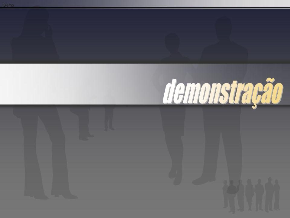 Demo demonstração