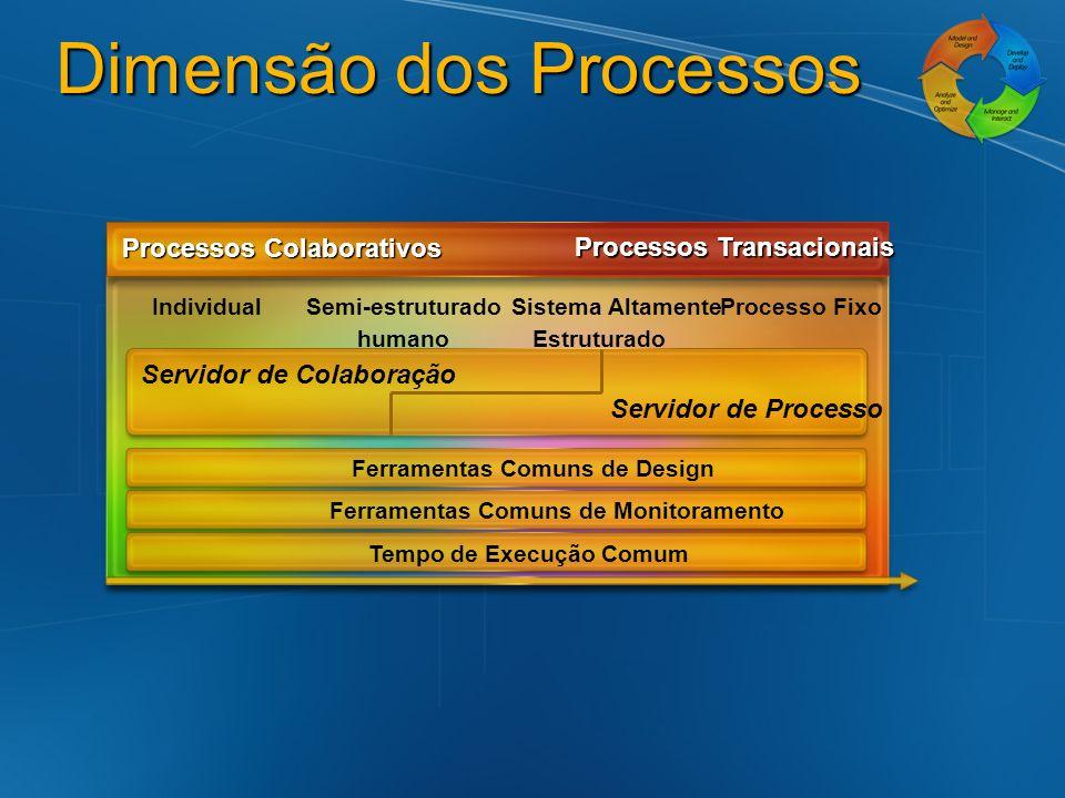 Dimensão dos Processos