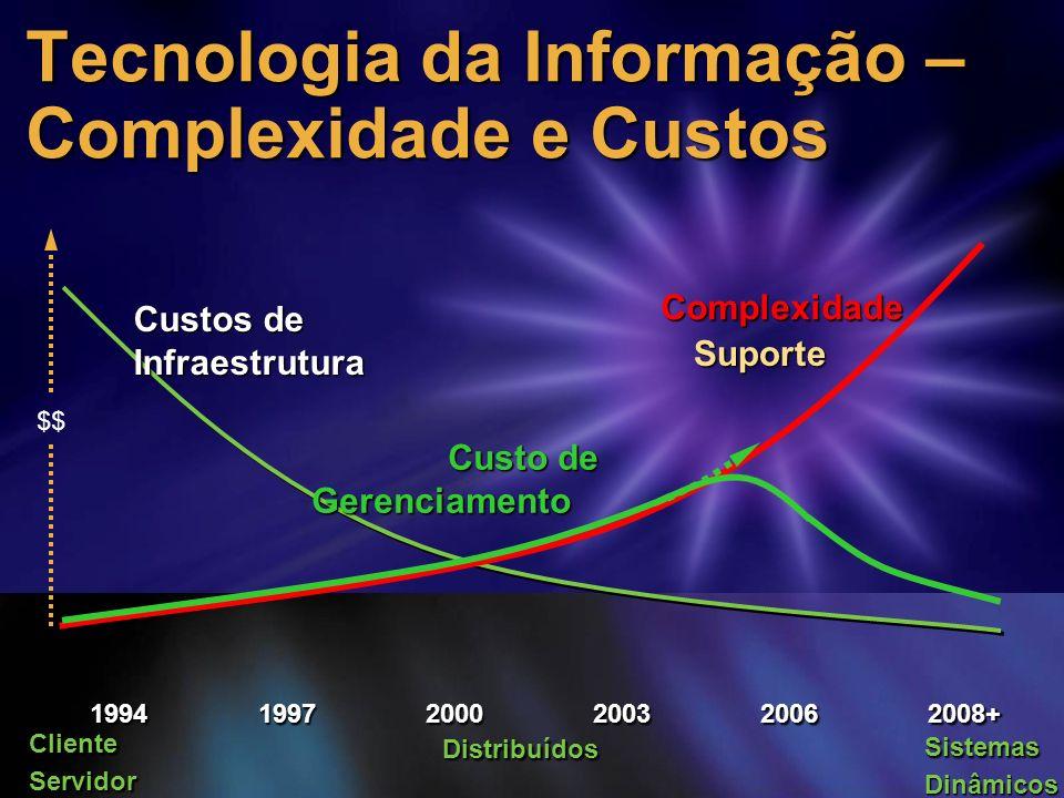 Tecnologia da Informação – Complexidade e Custos
