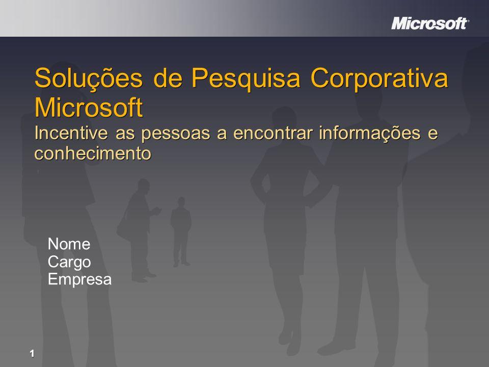 Pesquisa Corporativa from Microsoft