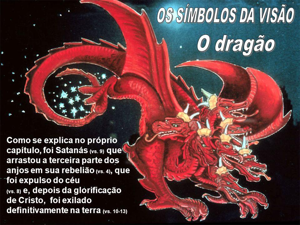 OS SÍMBOLOS DA VISÃO O dragão