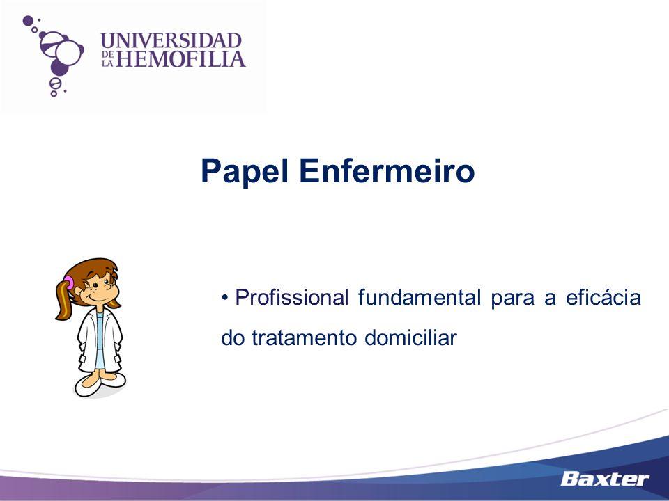 Papel Enfermeiro Profissional fundamental para a eficácia do tratamento domiciliar
