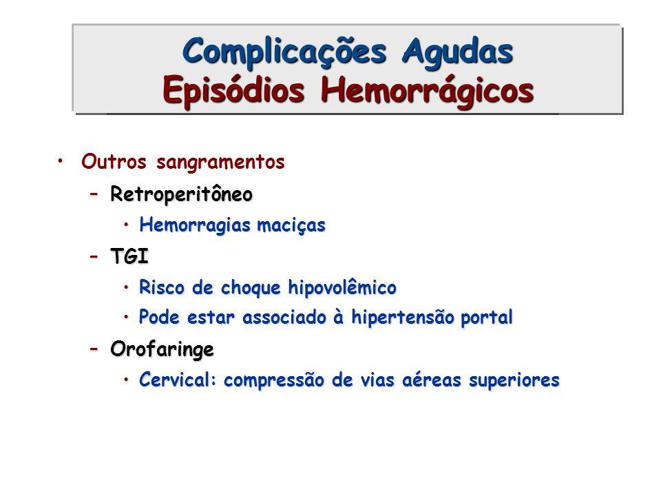 Complicações Agudas (3)