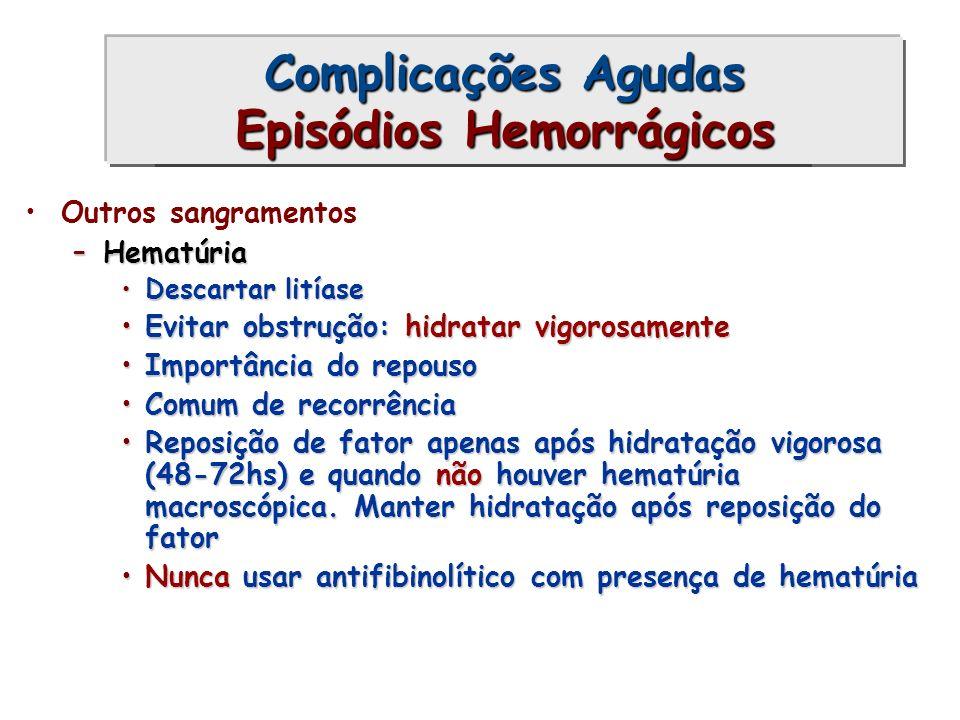 Complicações Agudas (4)