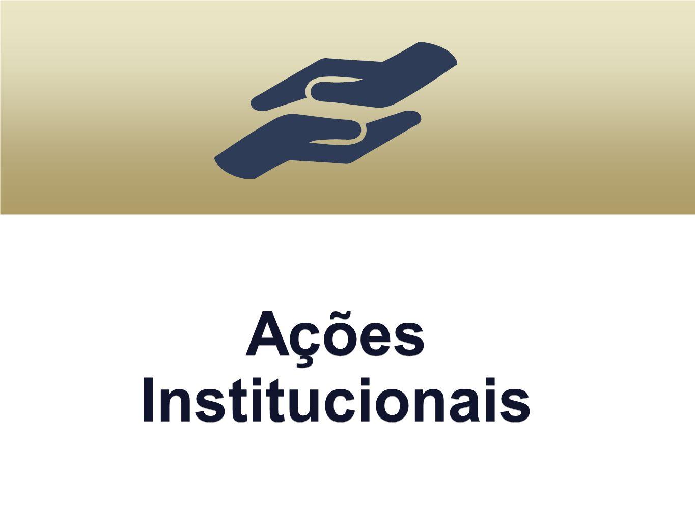 Ações Institucionais