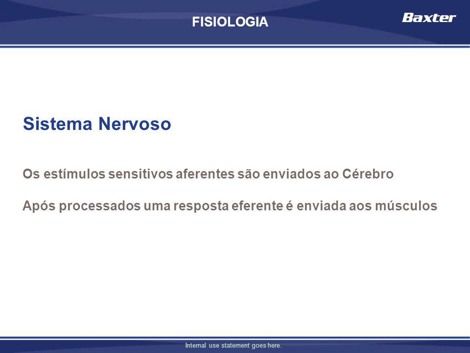 Sistema Nervoso FISIOLOGIA