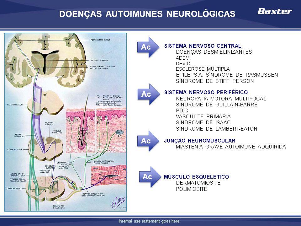 DOENÇAS AUTOIMUNES NEUROLÓGICAS