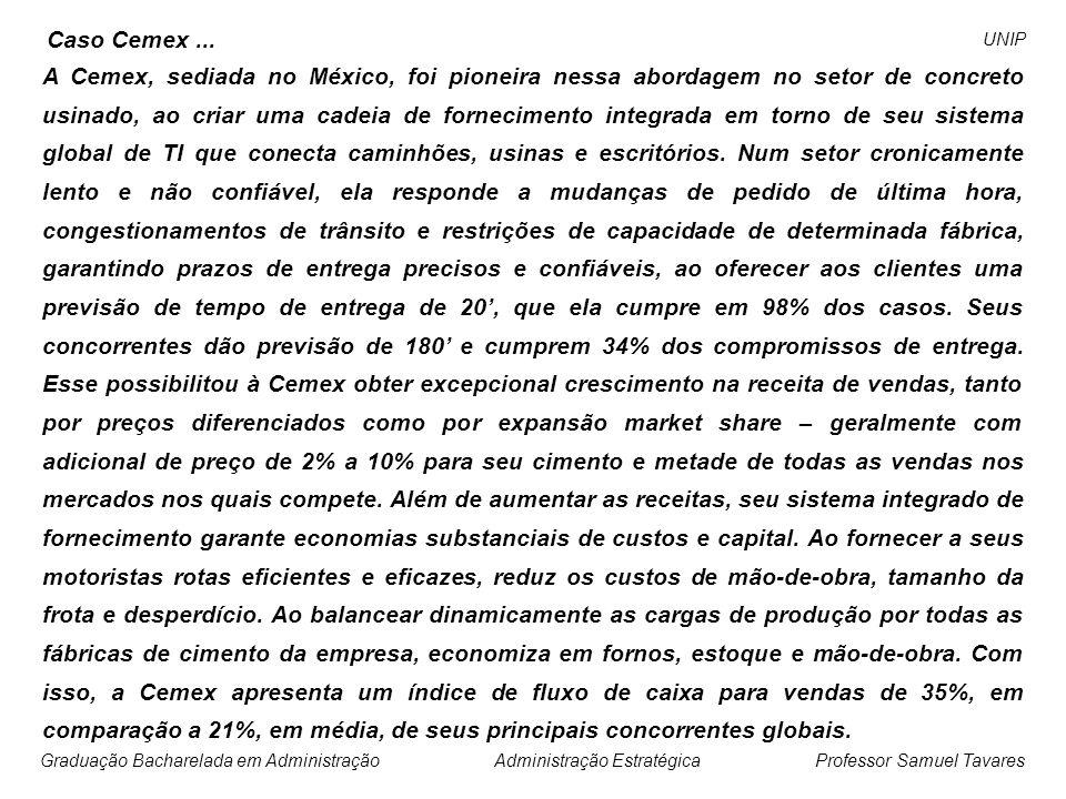 Caso Cemex ...