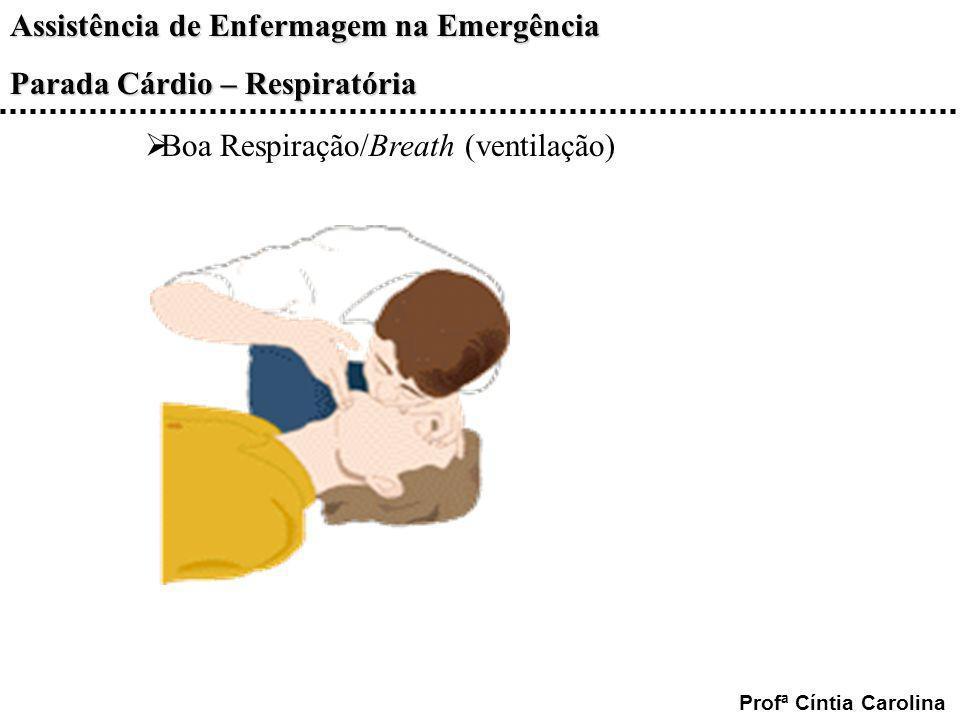 Boa Respiração/Breath (ventilação)