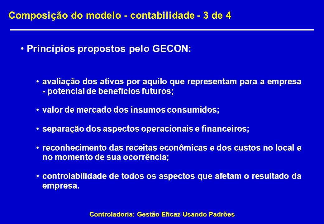 Composição do modelo - contabilidade - 3 de 4
