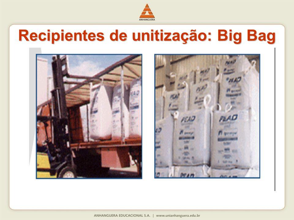 Recipientes de unitização: Big Bag