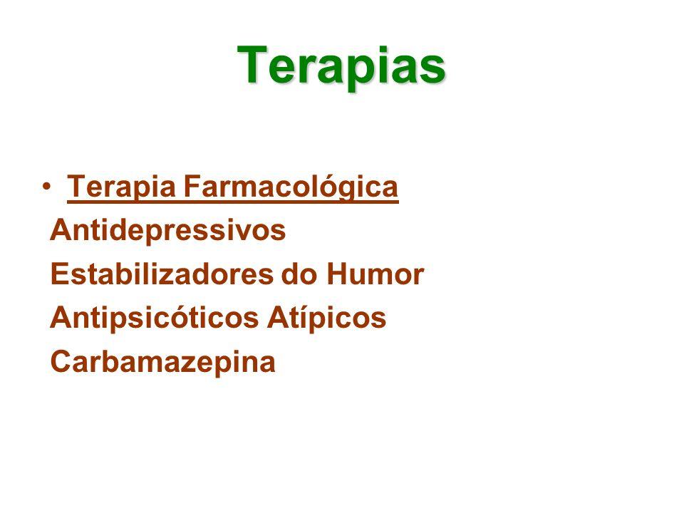 Terapias Terapia Farmacológica Antidepressivos