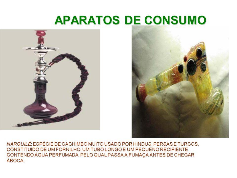 APARATOS DE CONSUMO