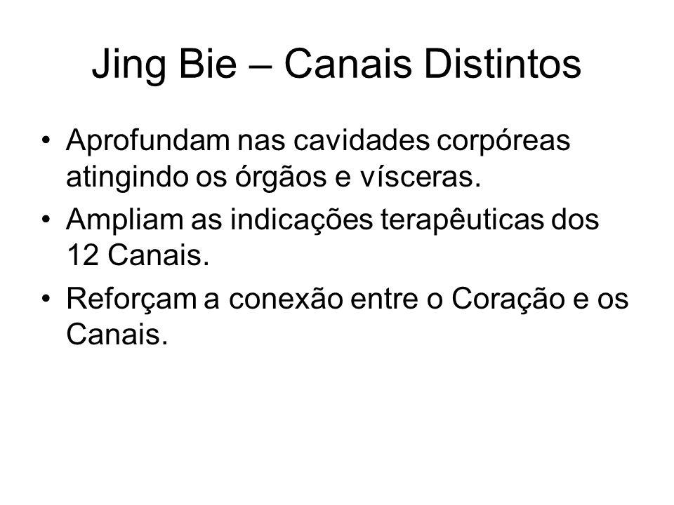 Jing Bie – Canais Distintos