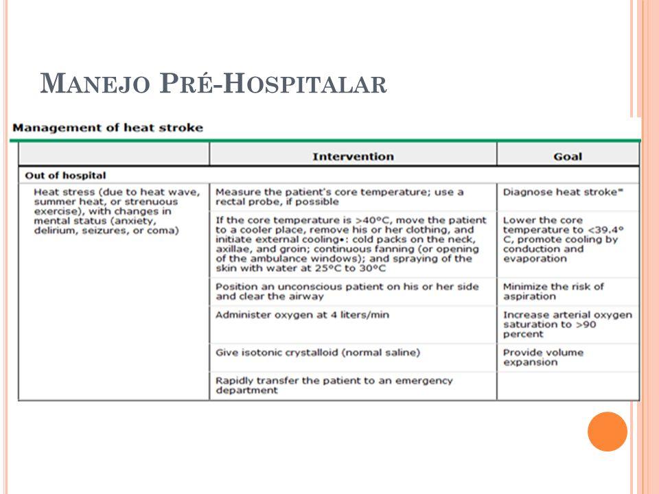 Manejo Pré-Hospitalar