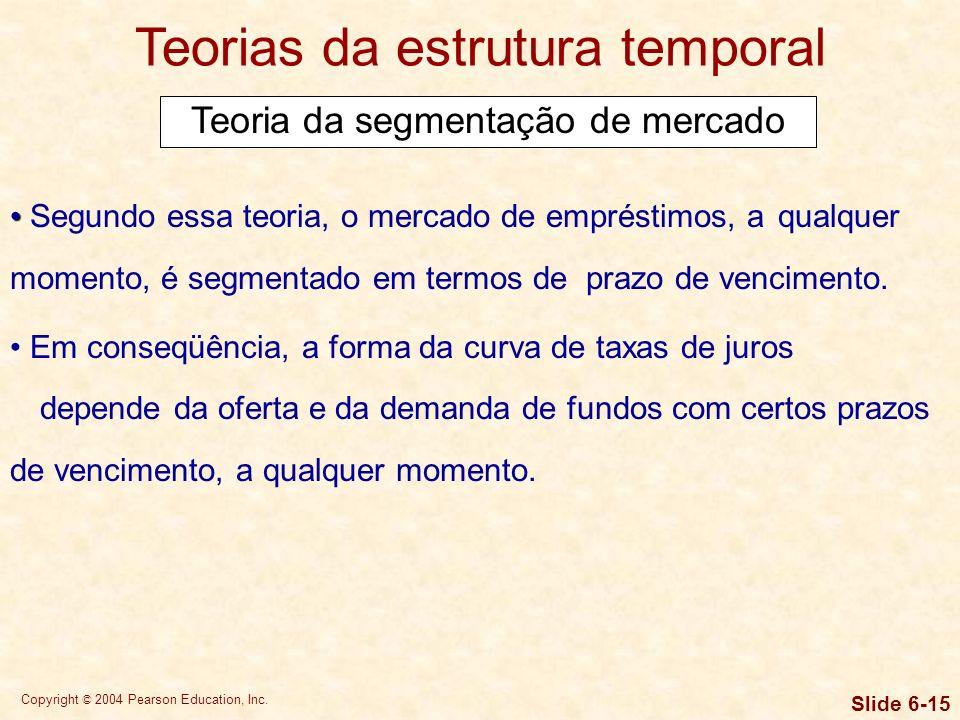 Teorias da estrutura temporal