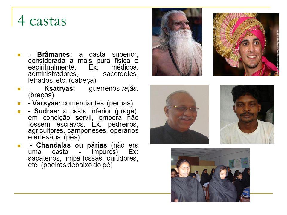 4 castas