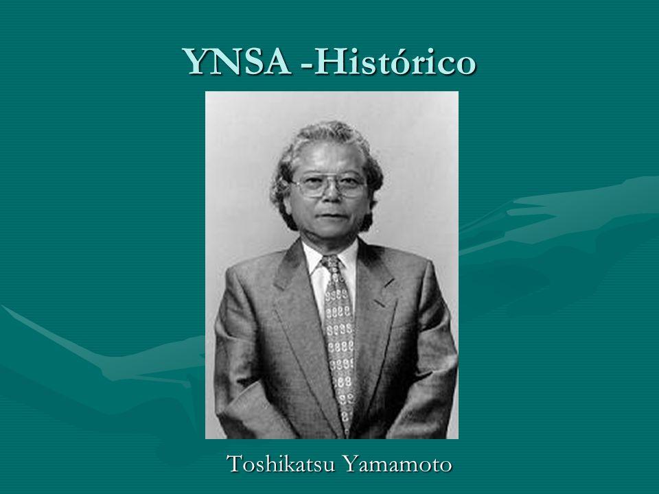 YNSA -Histórico Toshikatsu Yamamoto