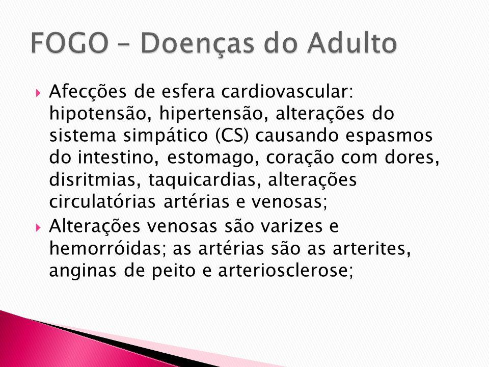 FOGO – Doenças do Adulto