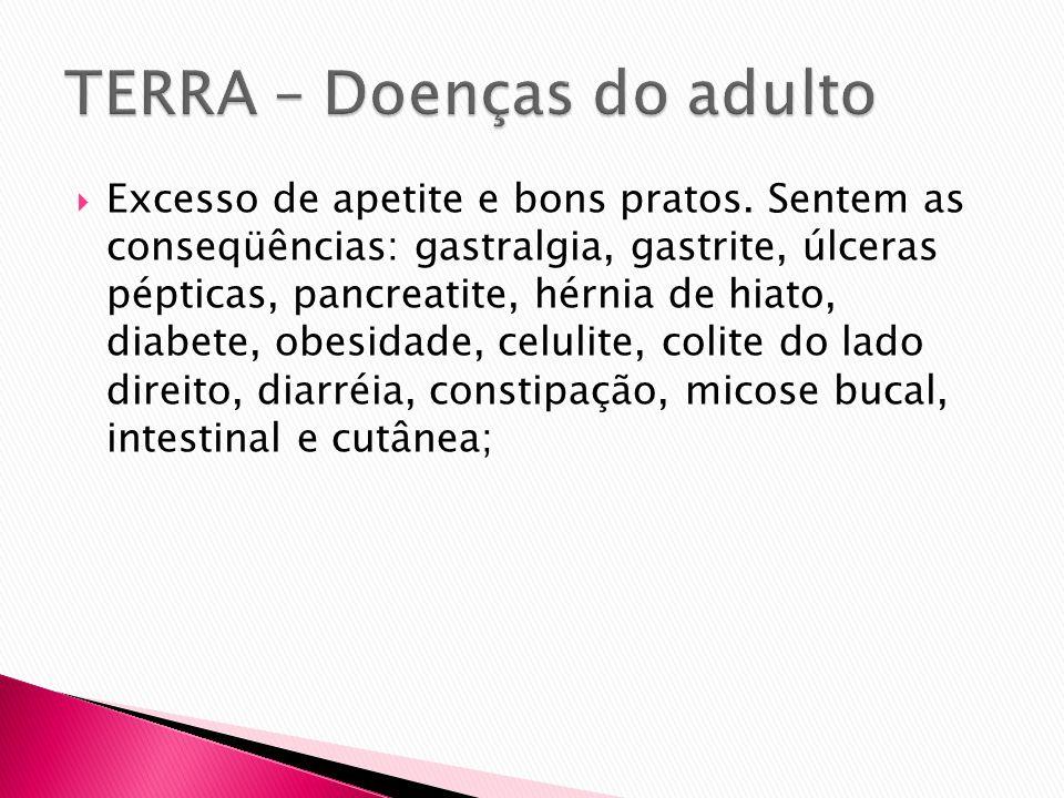 TERRA – Doenças do adulto