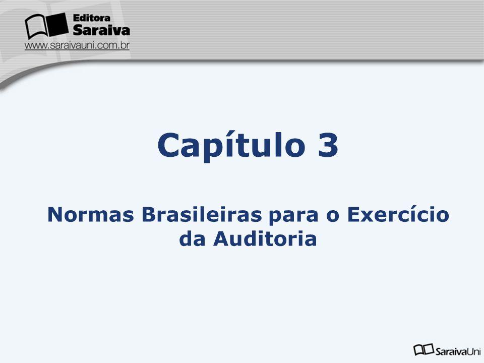Normas Brasileiras para o Exercício