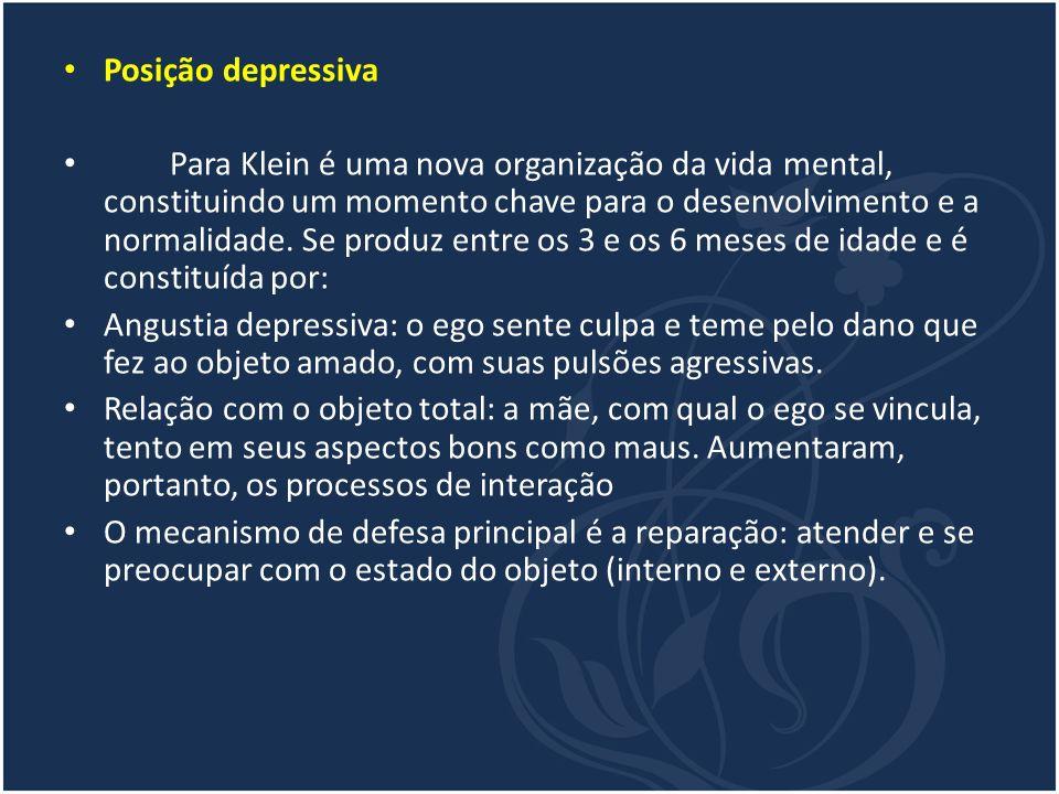Posição depressiva