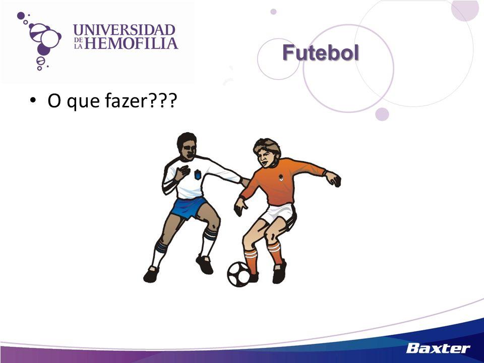 Futebol O que fazer