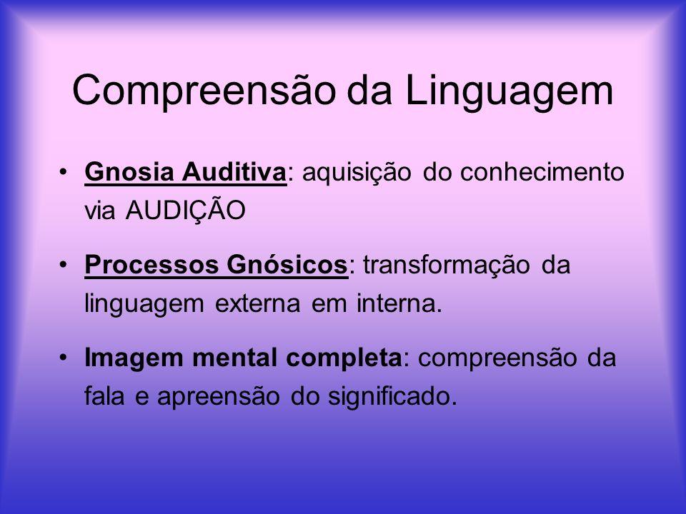 Compreensão da Linguagem