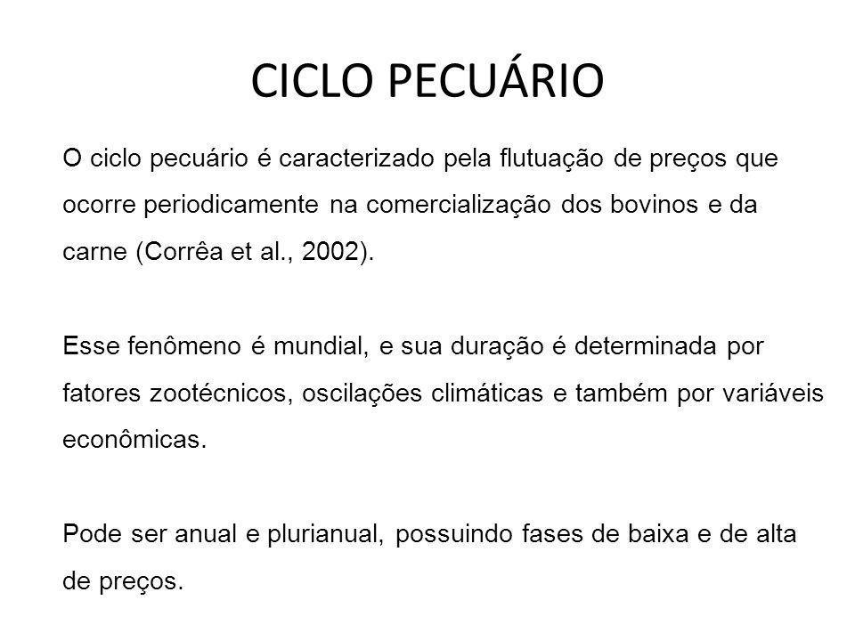 CICLO PECUÁRIO