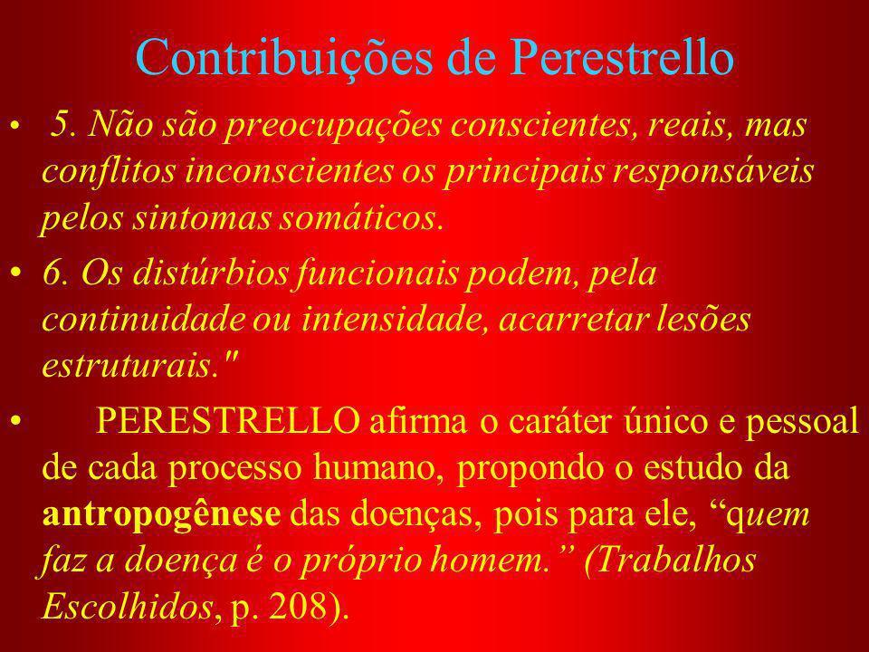 Contribuições de Perestrello