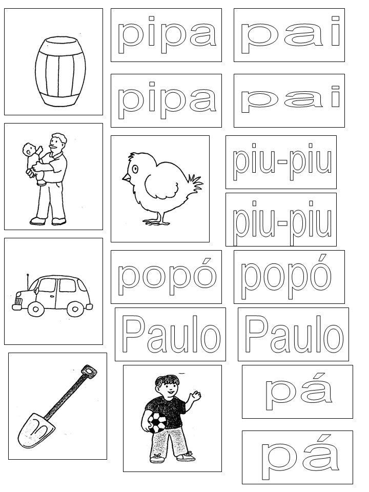 pipa pai pipa pai piu-piu piu-piu popó popó Paulo Paulo pá pá