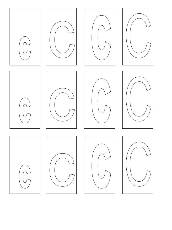 c c C C c c C C c c C C