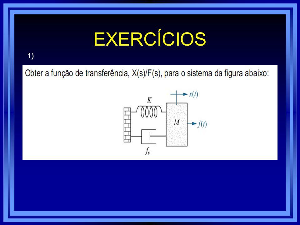 EXERCÍCIOS 1)