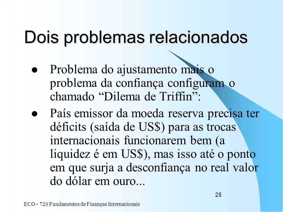 Dois problemas relacionados