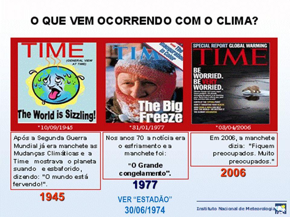 2006 1977 1945 VER ESTADÃO 30/06/1974