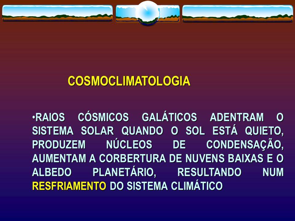 COSMOCLIMATOLOGIA
