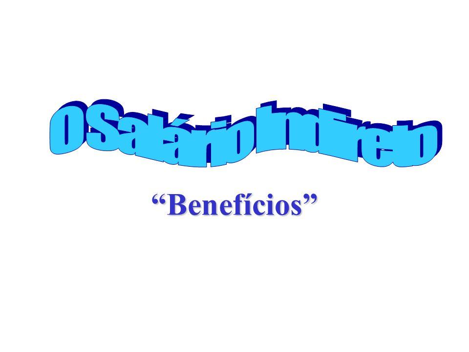 O Salário Indireto Benefícios
