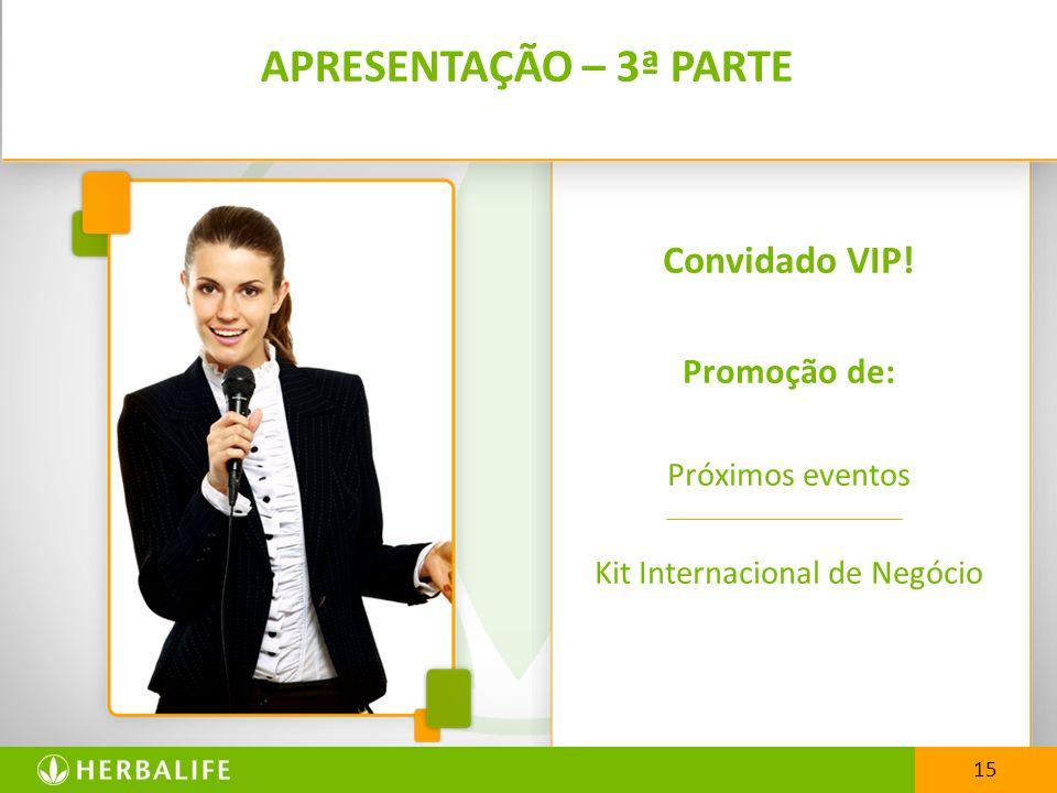 Kit Internacional de Negócio
