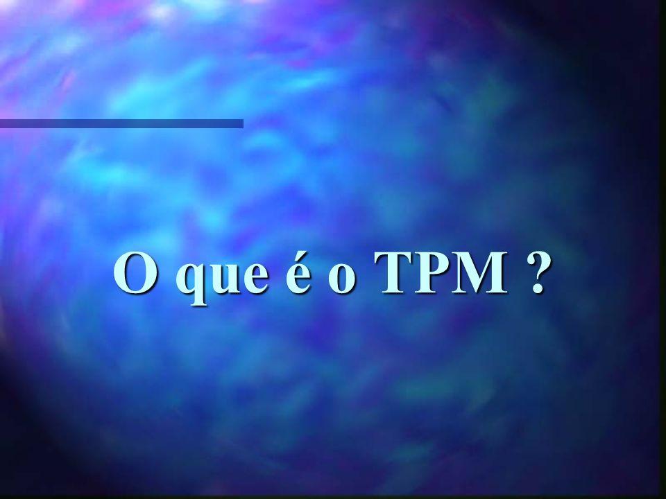 O que é o TPM