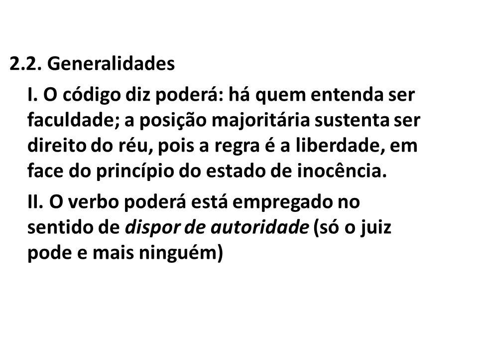 2.2. Generalidades I.