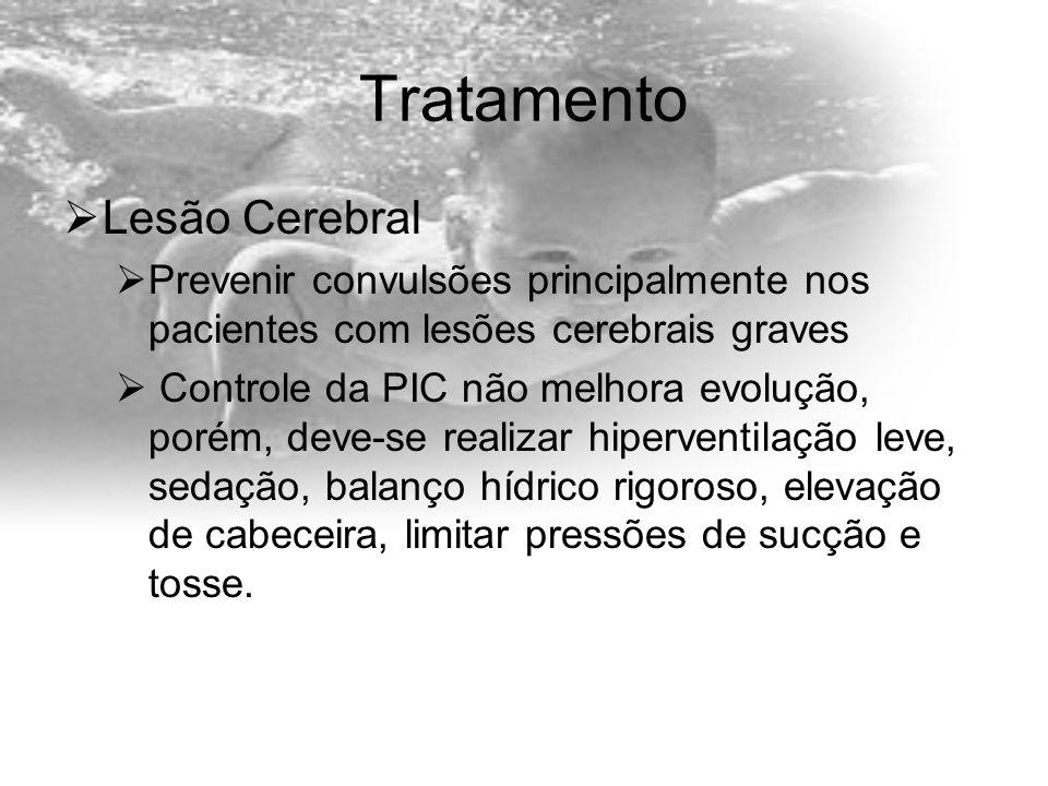 Tratamento Lesão Cerebral