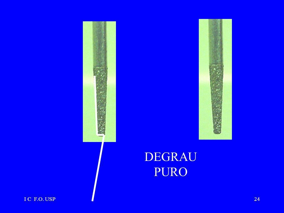 DEGRAU PURO I C F.O. USP