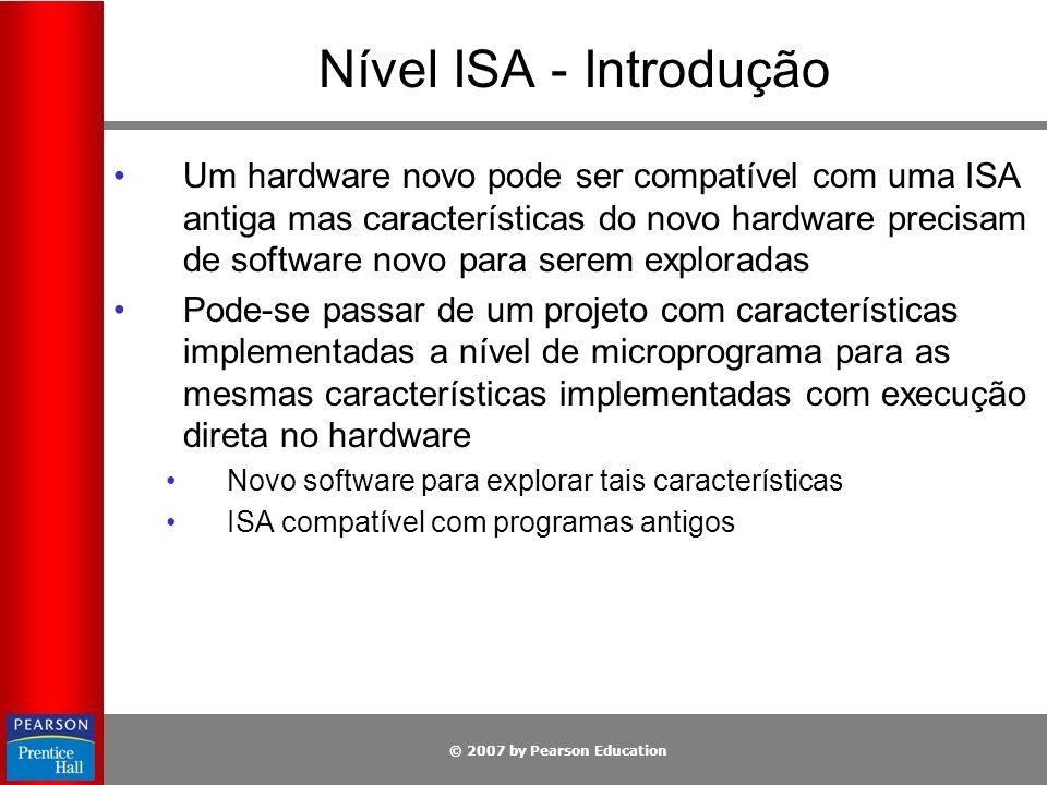 Nível ISA - Introdução