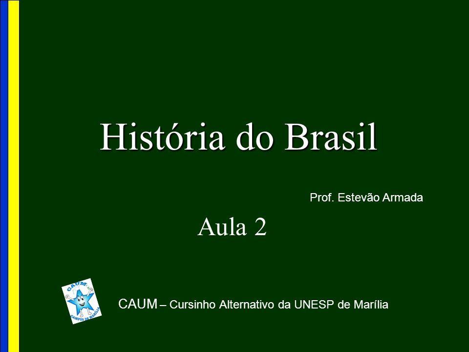 História do Brasil Aula 2
