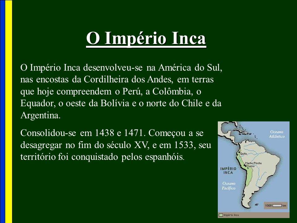 O Império Inca