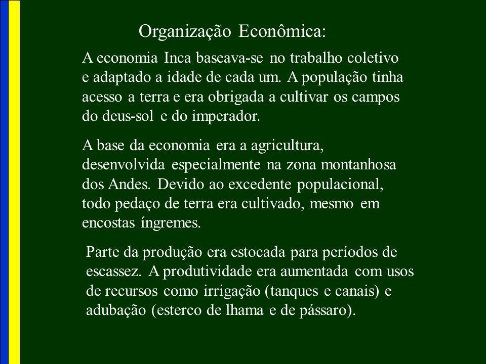 Organização Econômica: