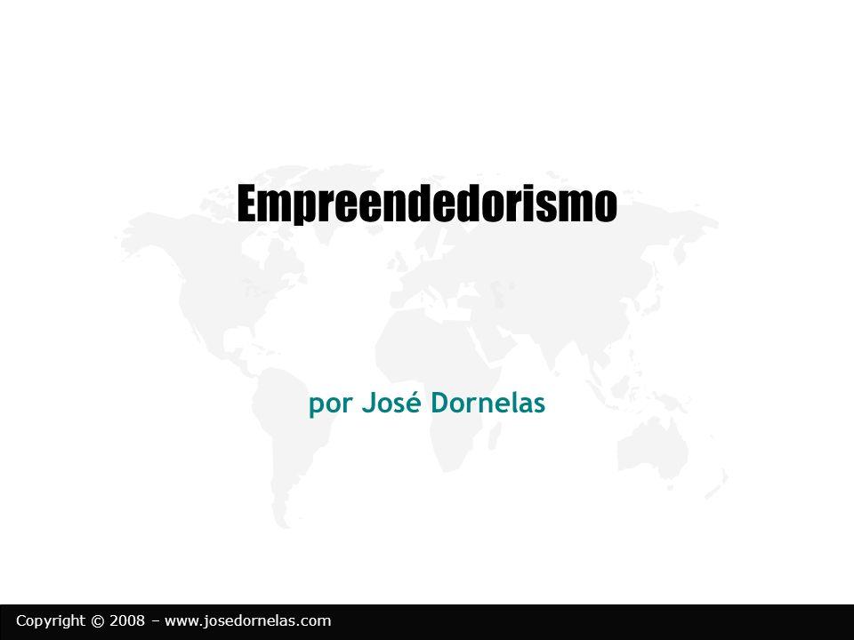 Empreendedorismo por José Dornelas